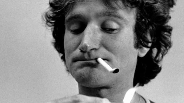 Robin Williams' battles with drug and alcohol addiction were well-known over the years