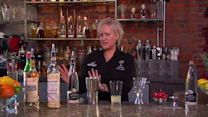 Platinum Sparkle Cocktail - Kathy Casey's Liquid Kitchen - Small Screen