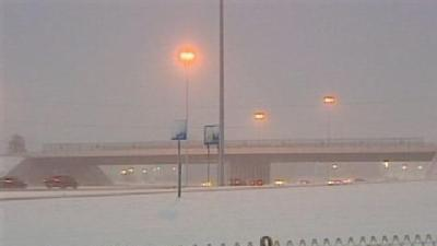 Snow Emergency Declared In Butler County