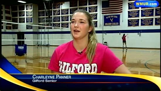 Gilford senior considered best setter in state