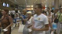 Passengers forced to evacuate Israel's main airport