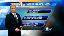 John Cessarich's Complete Forecast: April 08, 2013