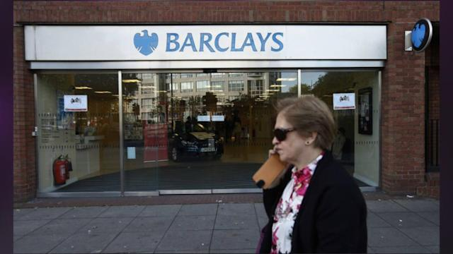 Ousted Boss Diamond Says To Buy More Barclays Shares