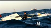 Woman Rowing From Cape Cod To London To Complete Worldwide Journey