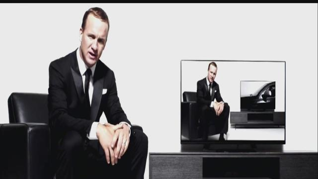 Peyton Manning, Eli Manning rap again for DIRECTV, this time for Fantasy Football channel