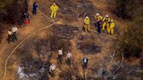 Second body found in wreckage of plane crash in Santa Monica Mountains