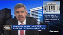 El-Erian: Sept. rate hike would be equivalent of China mo...
