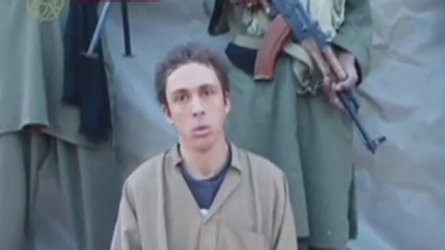 Fresh video emerges of French Al-Qaeda hostages
