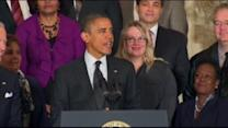 President Obama and Congress are focusing on the 'Fiscal Cliff'