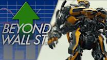 'Transformers' Takes Off, Auto Sales Soar & Soccer Stokes Twitter