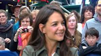 A-Lister Katie Holmes Takes Beauty World by Storm