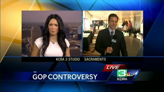 Sacramento is meeting spot for Calif. Republican Party