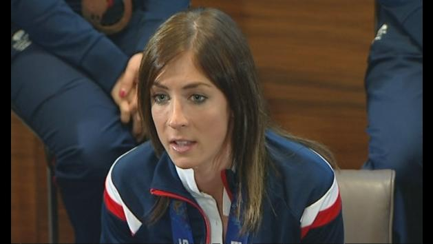 Olympic medallists relive Sochi events