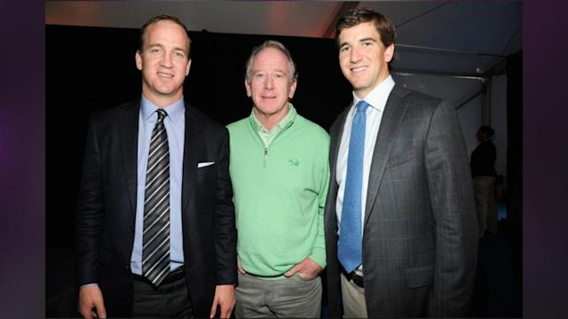 Giants Vs. Broncos: The Showdown Between The Manning Brothers