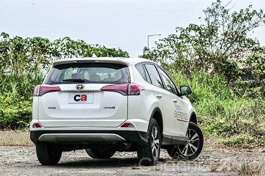 Toyota的進口車王牌RAV 4,能一直蟬聯冠軍直到大改款嗎?