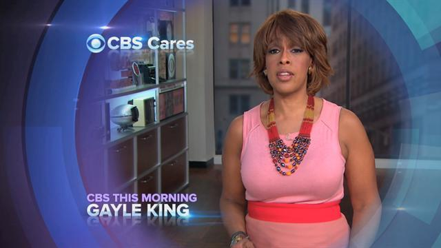 CBS Cares: Gayle King on Equal Pay Act