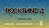 Rock Band 4 - Announcement Trailer