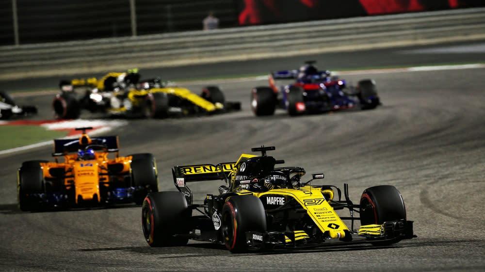 Renault開放車隊解鎖更多的引擎性能