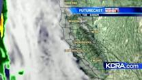 Monday Weather Update for Northern California 11.26