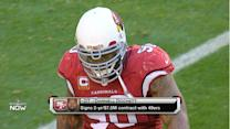Defensive tackle Darnell Dockett signs 2-year deal with the San Francisco 49ers