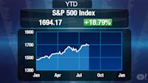S&P 500 Headed to 1770 Even If Fed Tapers: S&P's Gibbs