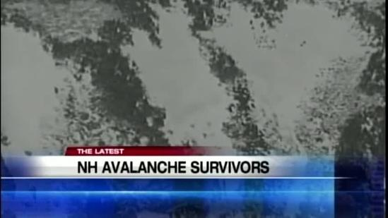 Experts: Avalanches aren't uncommon