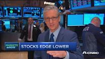 Pisani's market open: Protecting the dividend