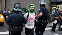 Raw Video: Occupy Wall Street arrests