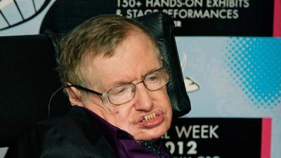 Stephen Hawking: Quality of life is pretty good