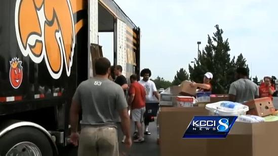 Hawkeye trucks arrive in OKC