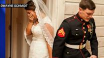 Photograph of couple praying before wedding goes viral