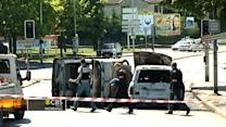 Convict uses explosives to escape from French prison