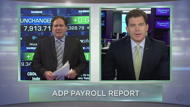 ADP Payroll Report; Apple's Record-Breaking Bond Sale; New T-Mobile