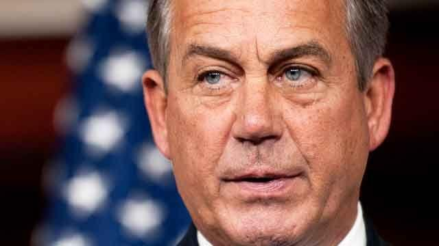 Boehner on IRS scandal: 'Who's going to jail?'