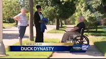 Cudahy man wants police protection for ducks