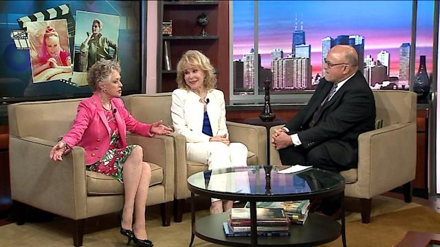 Tippi Hedren, Barbara Eden discuss fame, family