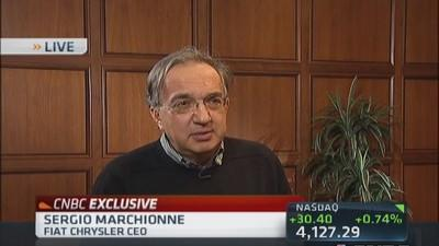 Fiat's Marchionne bullish on US consumer
