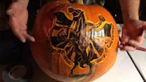 Get Carving Tips From a Pumpkin Artist