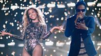 Beyonce and Jay Z Land HBO On the Run Concert Special