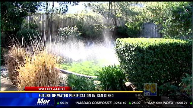 Future of water purification in San Diego