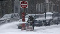 The blizzard trade: Making money in bad weather