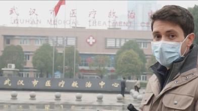 武漢「封城」CNN直擊曝現場狀況