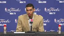 Press Pass: Danny Green