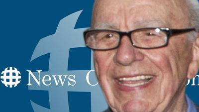 News Corp announces plans to split
