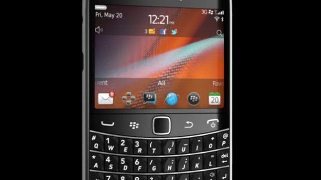Technical glitch causes Blackberry blackout