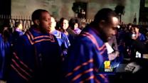 Morgan State choir takes stage at Monumental Occasion