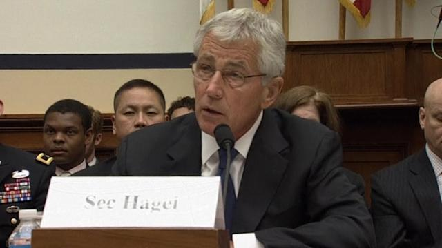 Hagel defends swap of Taliban for war prisoner