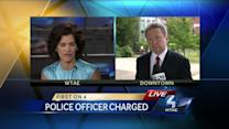 Allegheny County Police Officer Charged