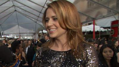 Jenna Fischer: Will Pam Have A Relationship With Someone New On 'The Office'?