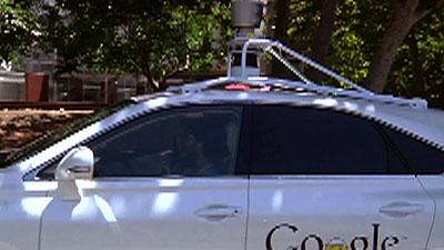 Google Writes Road Rules of Driverless Future